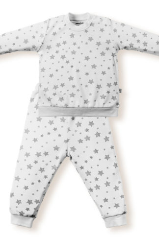 Set bluzita si pantaloni bumbac bebelusi