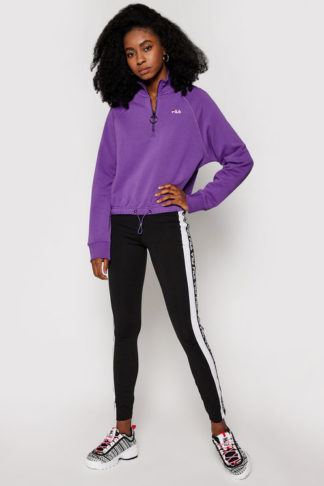 bluza fila violet dama