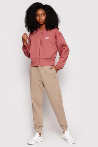 bluza reebok classics roz femei