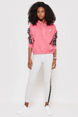 bluza roz kappa dama