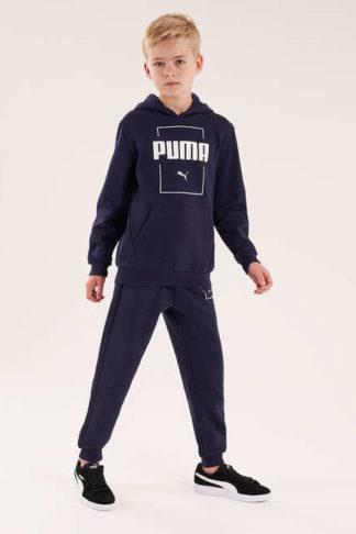 pantalon de trening baieti puma
