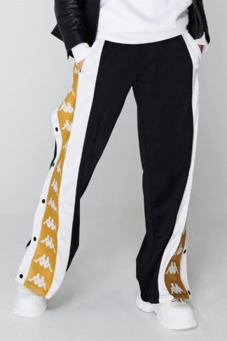 pantaloni cu capse kappa dama