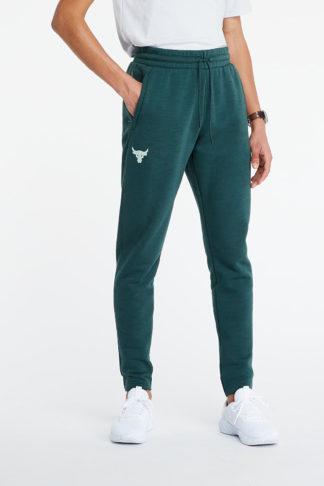 pantaloni trenig verzi under armour barbati