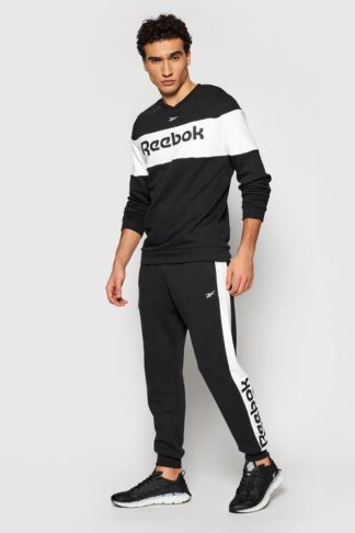 pantaloni trening reebok regular fit barbati