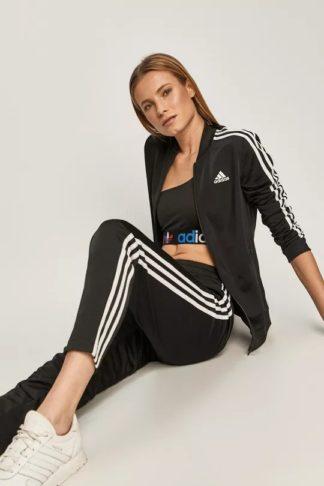 trening negru adidas dama