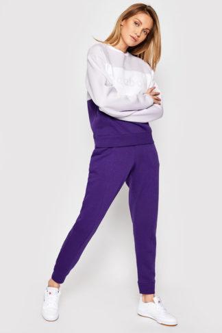 trening reebok violet regular fit dama