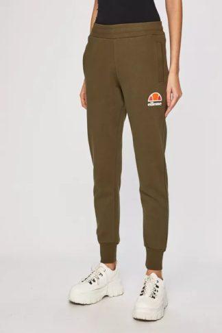 pantaloni verzi ellesse dama